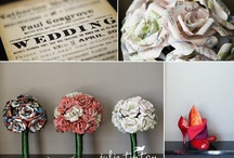 #wedding flowers and decor / by Maggie Bee