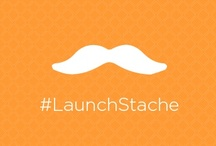 #LaunchStache / http://www.logos.com / by Logos Software