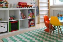 Romper Room / Playroom Inspiration & Ideas for the Kiddos / by Erin Freedman