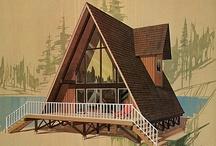 cabin / by Noel