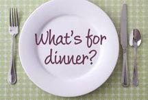 Dinner's Ready / Recipes  / by Bini Brat