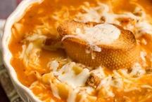 Soup, Stew , Chowder & Bisque / by Erica Castillo