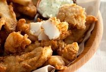Seafood Yummyness ! / by Erica Castillo