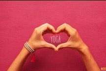 Yoga ☀ Mind Body / Soul-waking, heart-opening, purpose-provoking, lessons about yoga, love laughter and life.  योगः कर्मसु कौशलं॥ / by Brittz Box ♲