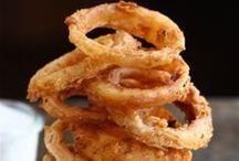 Deep Fried Goodness !!! / by Erica Castillo