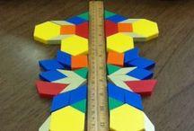 Math - geometry / by Michelle Jackson