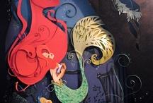 Mermaid Obsession / by Rachel Davis