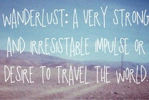 Wanderlust....all the places i want to see / I want to see everything and everywhere!!!!! / by Sara Morris
