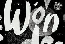 Typografi / by Marte Teigen