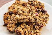 """Recipes We're """"Nuts"""" About  / by Nuts About Granola"""
