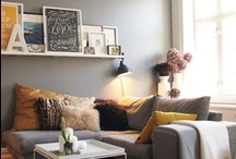 House of Style / Photos of my apartment meant to inspire those who live in <1,000 sq ft. / by chris-mary