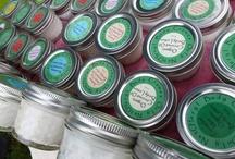 Jar Labels / by OnlineLabels.com