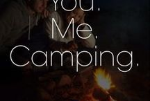 Camping...click pins to see all of board. / by Beth Ramsey