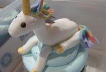 I like Unicorns. / Unicorns!  / by Mallory Woodrow