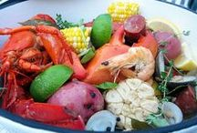 Seafood YUM! / by Jennifer King
