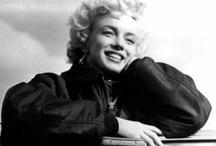 Marilyn in Black&White / by Ana Beatriz S.