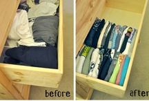 storage / by Rachel Hutchinson♡