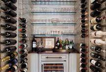 Wine Storage & Bars / by Ashley Kielbratowski