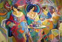 Art: Art I Like / by Judith Baer
