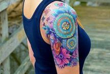 tattoos / tats, tattoos, and tattoo ideas / by Caty Miller