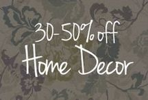 Home Decor: Area Rugs / by BuyNowOrNever.com- Handbags, Scarves, Watches & Home Decor