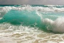 ocean inspiration / by Janis Barr McElmurry