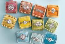 wedding jewelery  / by Caty Miller