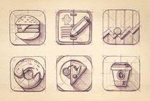 Icons / icons / by Tunc Karadag