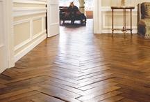 Floors / Great looking floors. Some smart DIY tricks too! / by Lolly Jane {lollyjane.com}