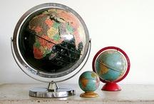 Craft: Globes / by Lolly Jane {lollyjane.com}