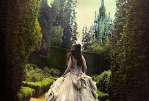 Living in my own Fairytale Dream / by Laura Gil