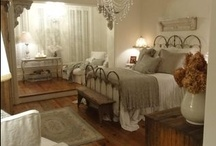 Beautiful Bedrooms / by Laura Hill