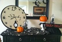 Halloween Ideas / by Jill Fout