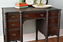 furniture / by Rhonda Hagloff