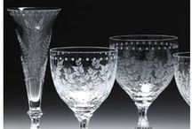 Crystal & Glass / by Kathy Holzschuh