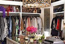 Closet ideas  / by Tiffany Knight