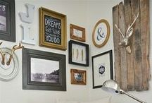 home: accessorize / textiles and decor pieces to add color and personality to your space. / by Talia Fairbanks