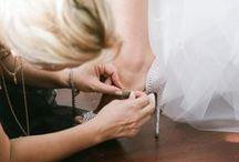 Getting Ready / by B Wedding Invitations