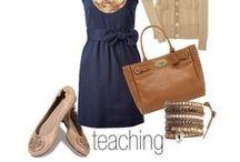 Teacher Wear / by M Gali