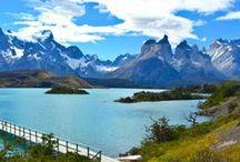 Central + South America / by M Gali