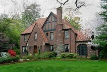 Architecture - Inspiring Homes / by Debbie Probst