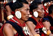 Adorned | Nagaland / Included the Naga people from India and Burma / by Monika Ettlin