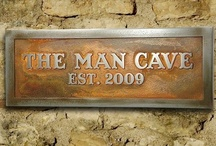 -!*!- Man Cave -!*!- / Interior Design Ideas....  / by Nico