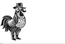 ----) Rooster (---- / Fashion....  / by Nico