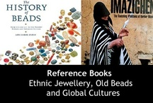 Reference | Books / Reference books focusing on Ethnic Jewellery and Beads. / by Monika Ettlin