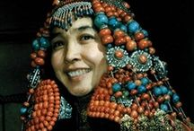 Adorned | Mongolia incl. Buryat / by Monika Ettlin