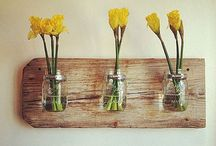 Mason Jars / The possibilities are endless / by RobbieLee
