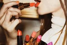 Hair+Makeup <3 / by Pamela Castellon