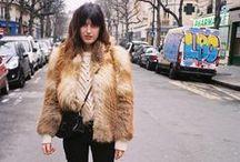 wardrobe inspiration | fall//winter / by Hannah Gardner