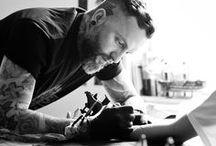 Tattoo's / by Gweg Clusman
